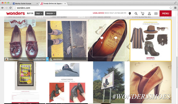 My pics on wonders.com homepage